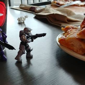 Image of: Freeze Pizza!!