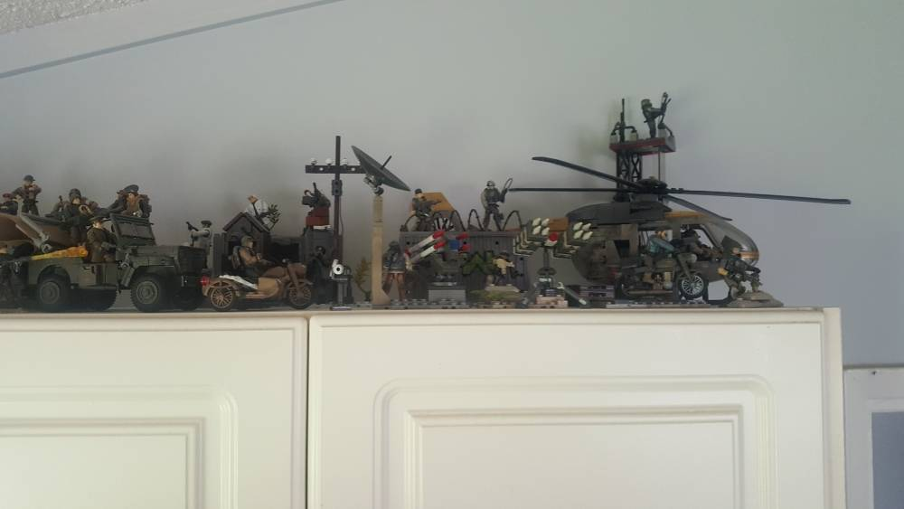 Image of: My collection