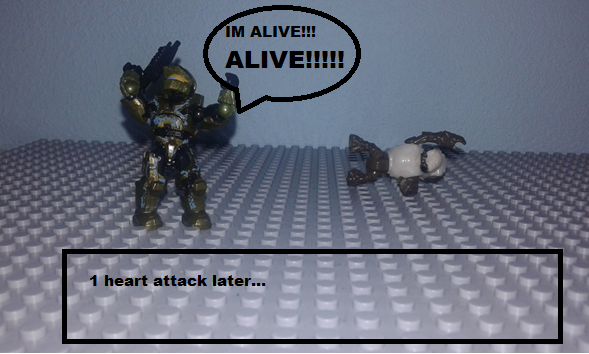 Image of: Halo CE Anniversary (funny moments) mission : Truth and recoliensation Part 2