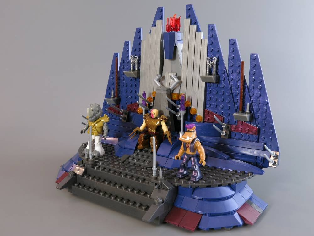 Image of: Shredder base (2012)