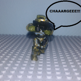 Image of: Halo CE Anniversary (funny moments) mission : The silent cartographer part 1