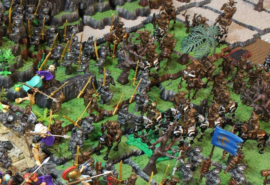 Image of: War of the Gods part Forty