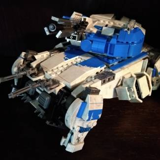 Image of: Destiny Goliath Tank Strike