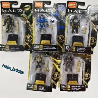Image of: Halo Hero Anniversary Series 10!!!