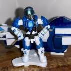 Image of: Z38-R4 (Custom Speeder and Figure)