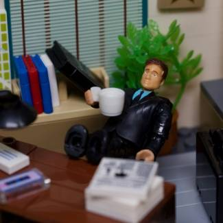 Image of: The X files office
