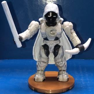 Image of: Marvel Mega Bloks Moon Knight