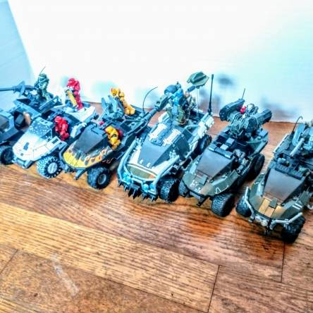 Warthog collection.... For now