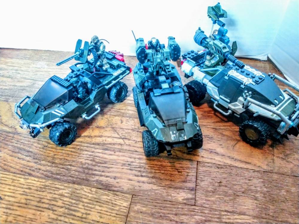 Image of: Warthog collection.... For now
