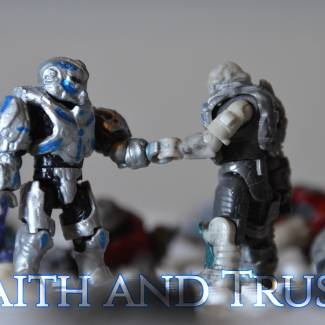 Image of: Faith and Trust