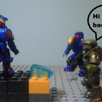Image of: Halo CE Anniversary (funny moments) mission : Two betrayals