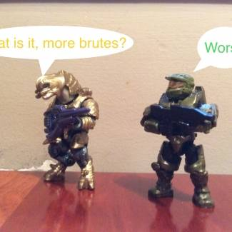 Image of: More brutes