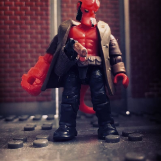 Image of: Hellboy