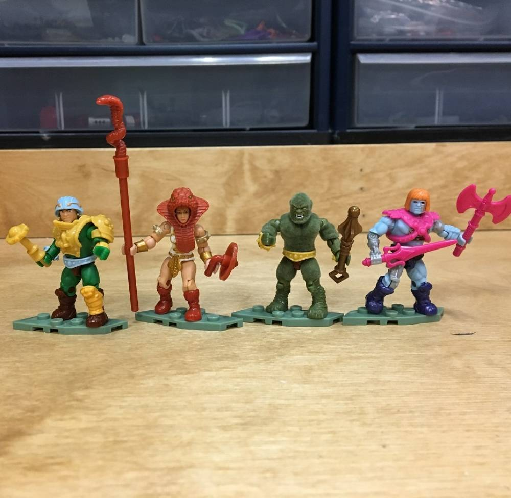 Image of: A Closer Look at SDCC Battle Bones