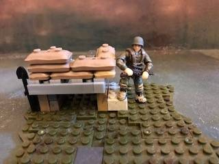 Image of: WWII Sniper