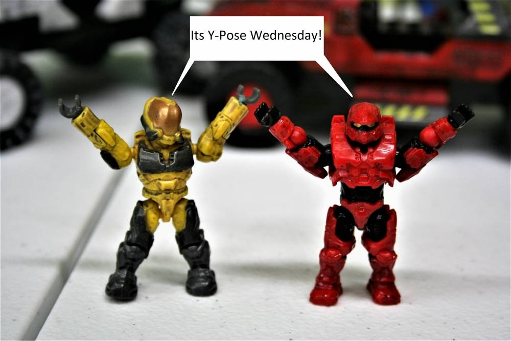 Image of: Y-Pose Wednesday: Its Wednesday again!?!?
