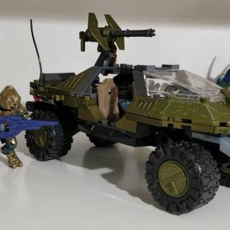 Image of: 2019 Warthog run rebuilt