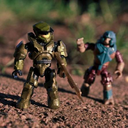 Nobody sneaks up on Master Chief