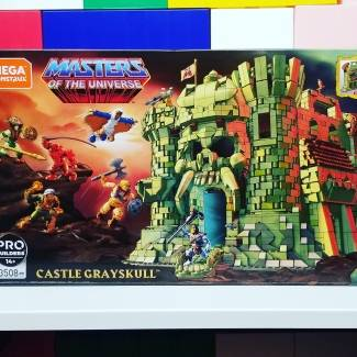 Image of: MOTU Mega Figures