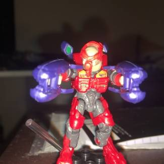 Image of: Halo Heroes Series 9- Sesa 'Refumee review