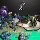 Classic Sets Amassed for War