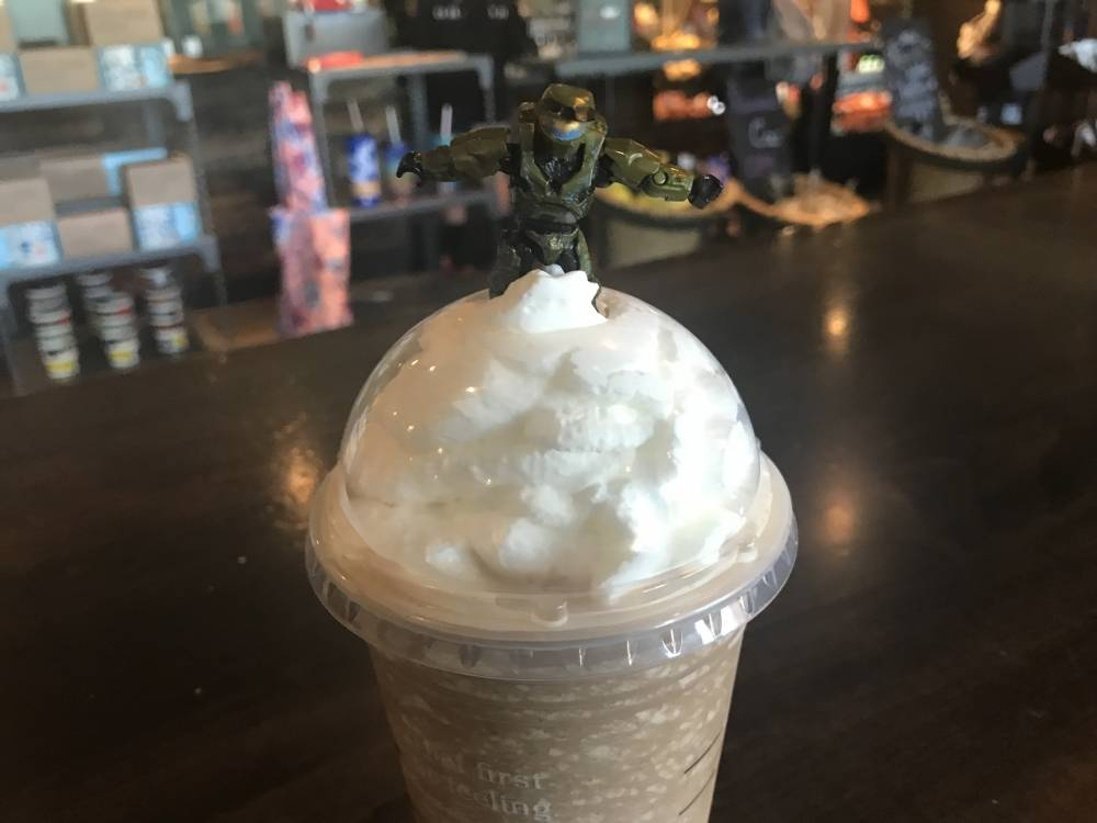 T-pose Tuesday Starbucks dominance