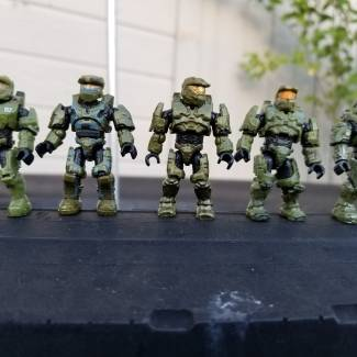 Image of: Master Chief Collection