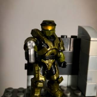 Image of: Halo CE Chief