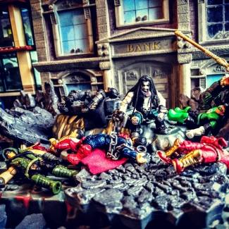 Image of: Lobo DC comics