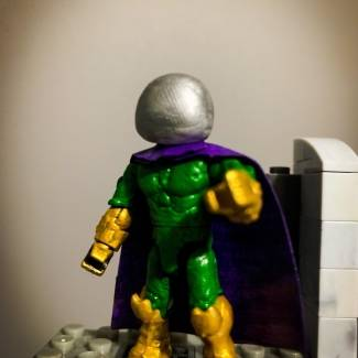 Image of: Mysterio Master Of Illusion
