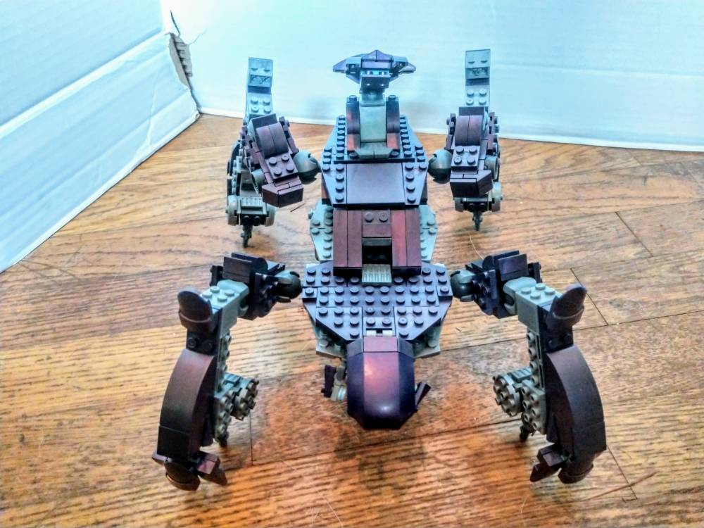 Image of: #ThrowbackThursday: Micro Fleet Covenant Scarab