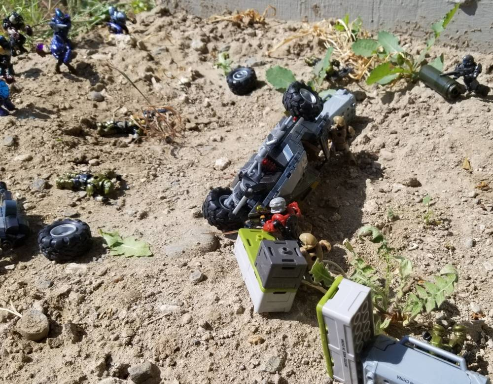 Image of: Covenant ambush