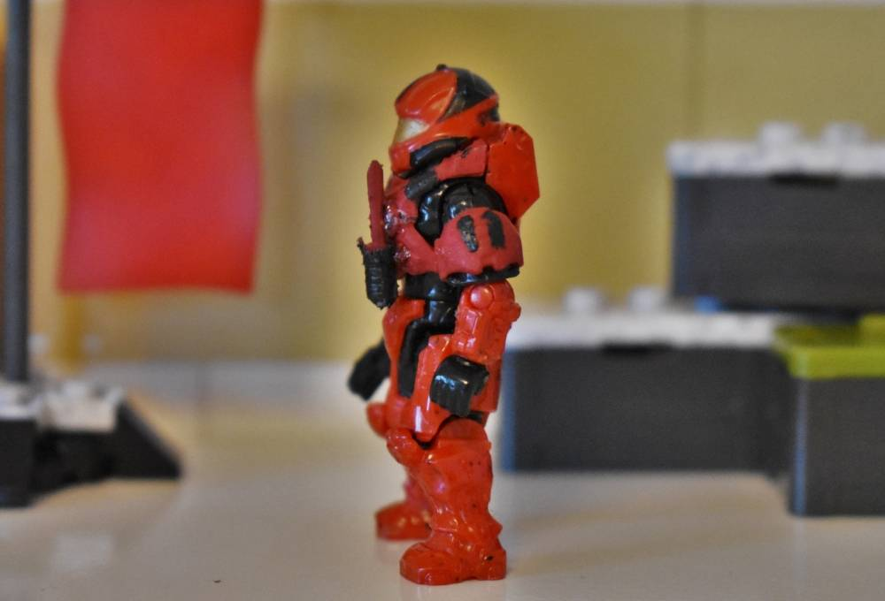 Image of: Custom Spartan CQB(101th post special)
