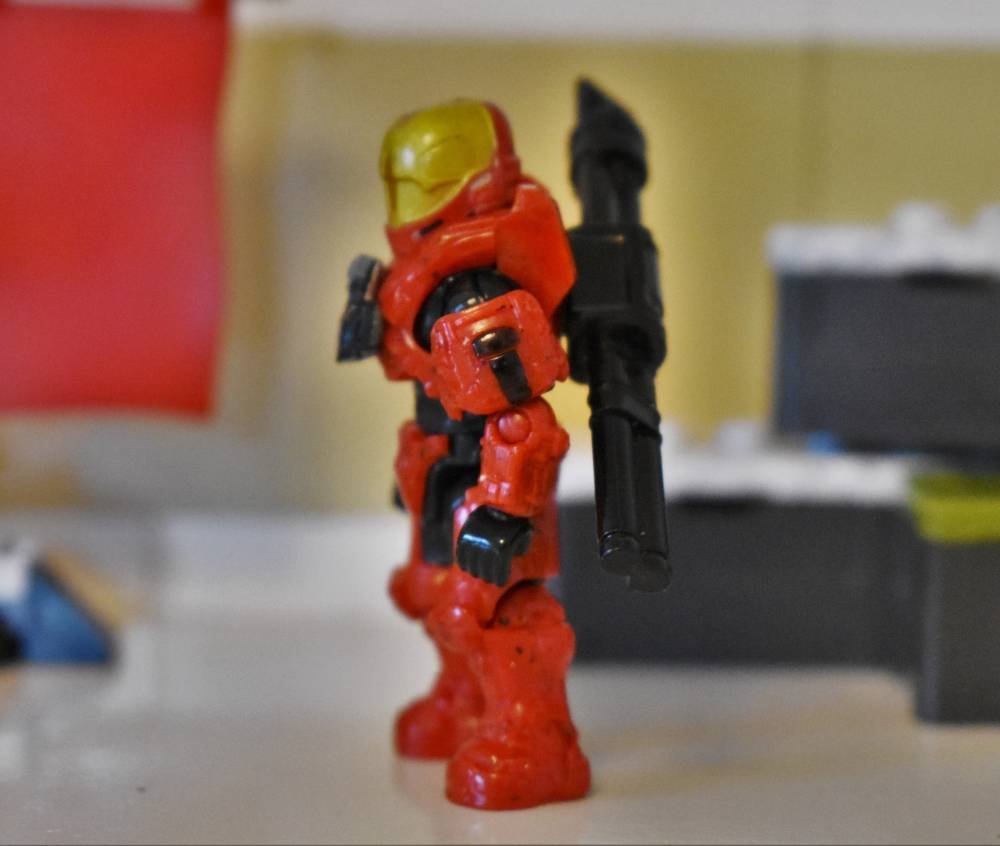Image of: Custom Spartan EVA