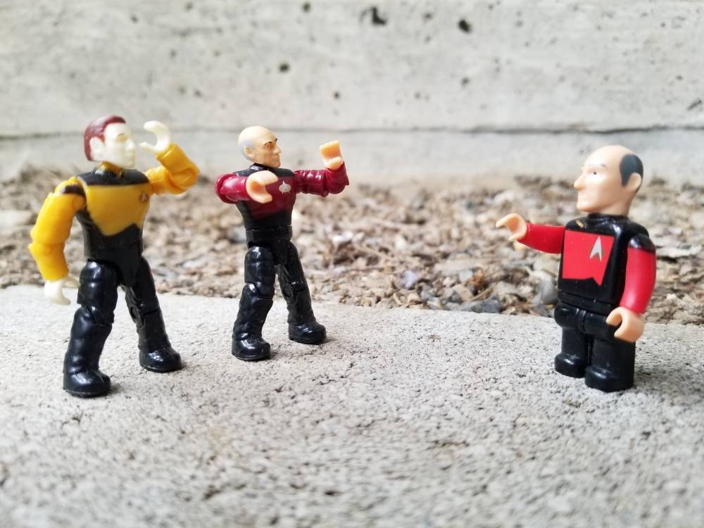 Throwback Thursday: Remembering the old Picard