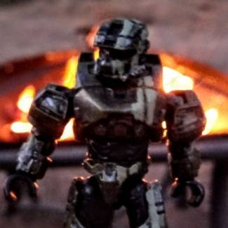 Image of: EOD by the fire!!!