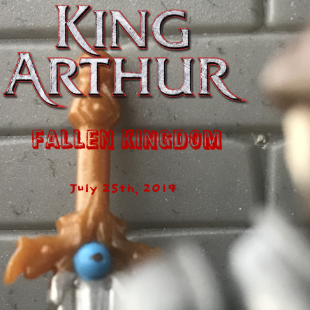Image of: King Arthur: Fallen Kingdom - Comic Series