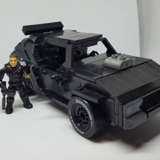 Image of: Mad max interceptor