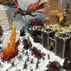 Image of: SDCC Game of Thrones Display Part 2
