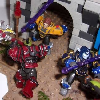 Image of: #ThrowbackThursday World Of Warcraft Mega Bloks