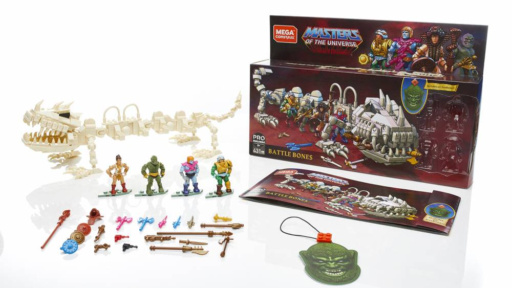 Build the most powerful sets in the universe, including an SDCC exclusive, with Masters of the Universe