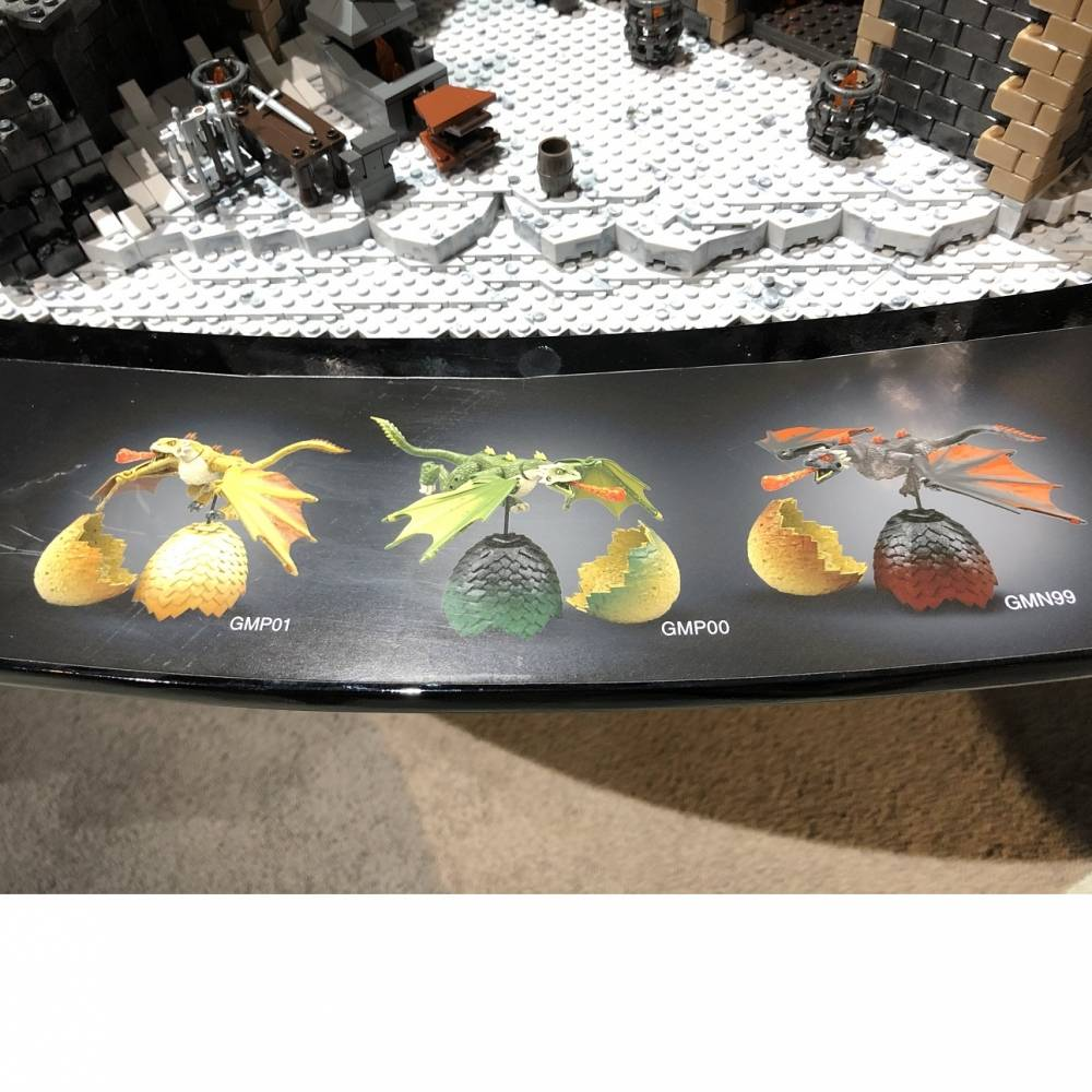 Image of: SDCC Preview: Game of Thrones Eggs