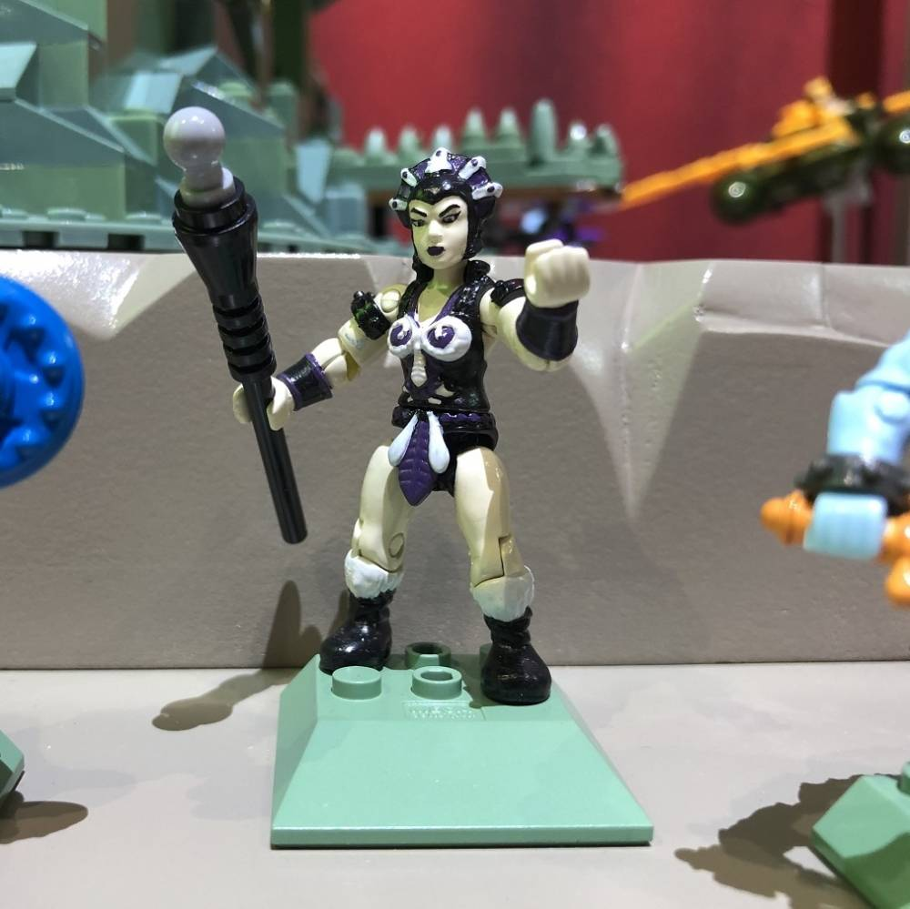 Image of: SDCC Preview: MCX Heroes MOTU Fall Wave