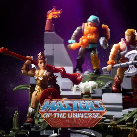 Image of: Search for Skeletor