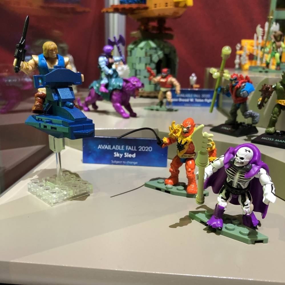 SDCC Preview: Sky Sled