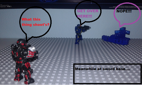 Image of: Halo Reach funny moments Mission : Winter Contingency part 2 and start of ONI Sword base