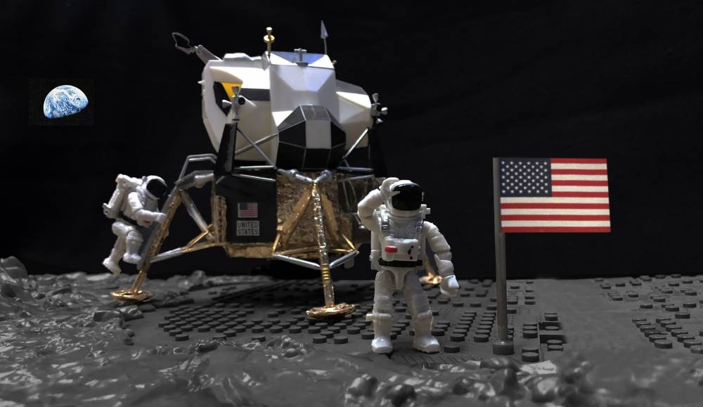 Image of: Apollo 11 50th Anniversary