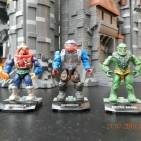 Masters of the universe - custom figures so far - the good guys