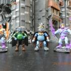 Masters of the universe - custom figures so far - the bad guys
