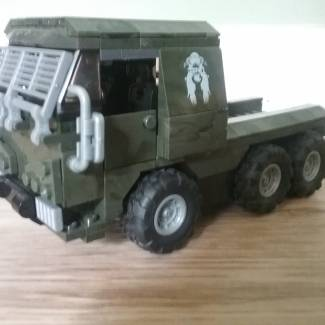 Image of: Extended Cab Big rig